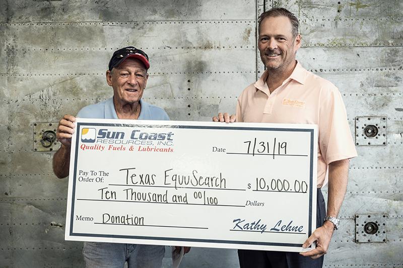Texas EquuSearch Sun Coast Resources, Inc.
